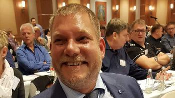 Heiko Teggatz neuer Vorsitzender der DPolG Bundespolizeigewerkschaft