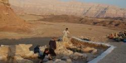 Ausgrabungen einer Mauer können Samuel 8,13 bestätigen