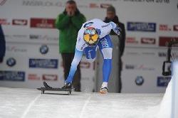 Erstmals israelischer Skeletonfahrer bei Winterspielen