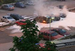 Schwere Unruhen in Schweden [Videos]