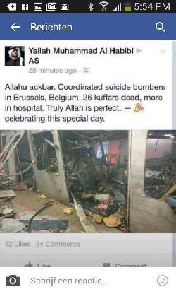 """""""Allahu ackbar - feiert diesen Tag!"""""""
