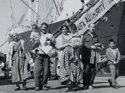 Was ist ein `Flüchtling´? Die Juden aus Marokko versus die Palästinenser aus Israel