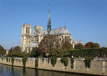 Notre Dame oder: Wie wir aufhören sollen zu denken
