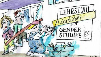 Gendern ist jetzt gar nicht mehr gut