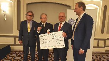 Rainer Wendt erhält Preis für couragierte Publizistik