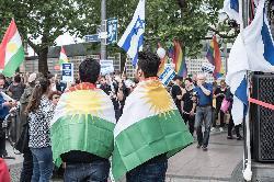 Nur noch Israel hält zu den Kurden