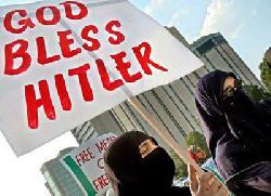 Arabische Studenten in Deutschland: `Hitler war gut, er tötete die Juden´