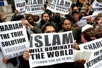 Islamistische Migranten