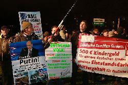 Antisemitische Vorfälle bei LEGIDA-Demonstration