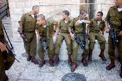 Wie Israel mit dem Terror umgeht