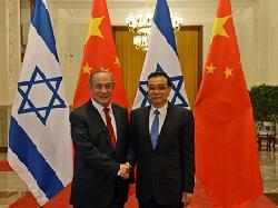 Premierminister Netanyahu setzt Chinabesuch fort