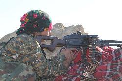 PKK zieht sich aus dem Shingal zurück