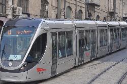 Mit der Straßenbahn durch Jerusalem [Video]