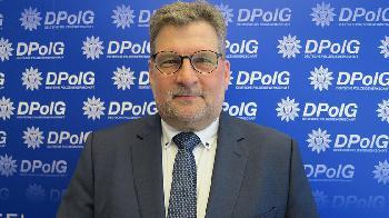 DPolG Landeschef: Misstrauen der Grünen ist unangebracht