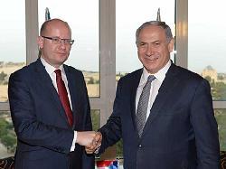 4. Tschechisch-Israelische Regierungskonsultationen