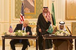 Trumps Rede in Saudi-Arabien - ziemlich gut