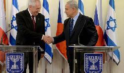 Tschechisches Parlament: Regierung soll Jerusalem als Israels Hauptstadt anerkennen