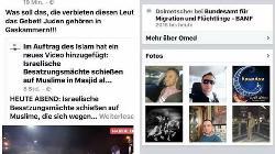 `Juden gehören in Gaskammern!!!´