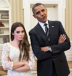 Obamas Ausgang