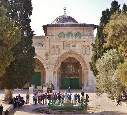 Was bedeutet den Muslimen Jerusalem?