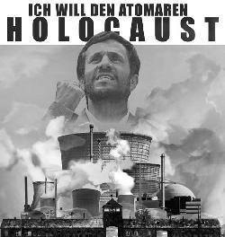 Islamische Republik Iran droht Israel erneut mit Vernichtungskrieg
