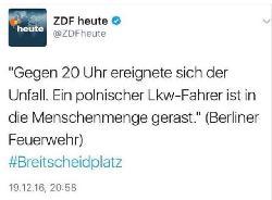 Gilt der Pressekodex bei Polen nicht? ZDF haut Fake News raus!