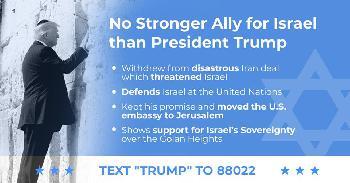 USA erkennen Golan als israelisch an [Video]