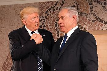 Druck auf Palästinenser, Trumps Friedensplan anzunehmen