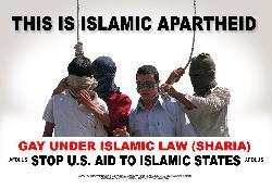 Israel: keine Apartheid - Islamismus: nichts als Apartheid