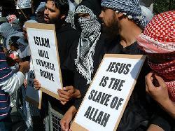 Die Ausradierung des Christentums durch den Islam