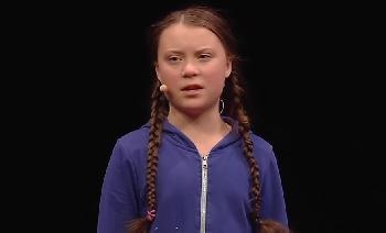 Wie Schule Greta Thunbergs am Fließband produziert