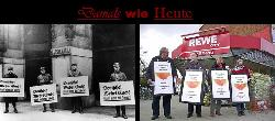 Schäme dich Deutschland für den Boykott von Juden