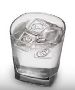 Coole Eiswürfel