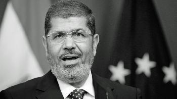 Trauer um Ägyptens ehemaligen Präsidenten Mursi