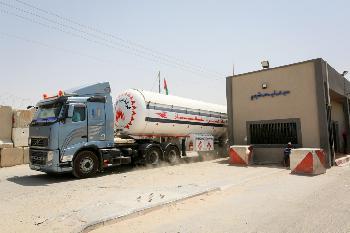 Treibstoffeinfuhr in den Gazastreifen gestoppt [Video]