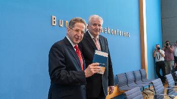 Verfassungsschutzbericht 2017 vorgestellt