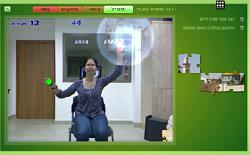 Videospiele helfen bei der Bewegungstherapie
