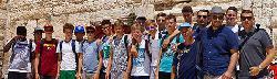 U16-Team von ALBA Berlin zu Gast in Israel