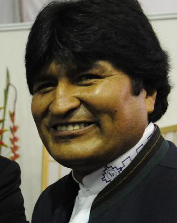 Der kaum beachtete Regenwald-Zerstörer Evo Morales