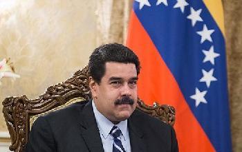 Bruder Maduros Freunde im Nahen Osten