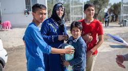 Israelis bauen Schule für syrische Flüchtlinge
