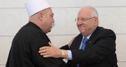 Rivlin: Bund des Lebens zwischen Drusen und Juden