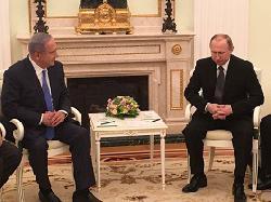 Netanyahu in Moskau