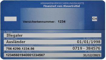 Anonyme Krankenscheine für illegall sich aufhaltende Personen in Berlin