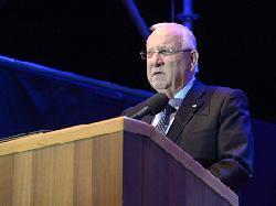 Präsident Rivlin kondoliert Italiens Präsidenten Mattarella
