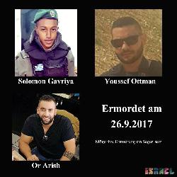 Die Mordopfer des Terroranschlags in Israel [Videos]