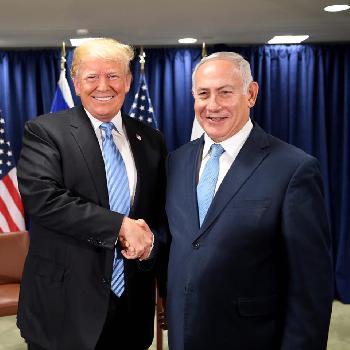 Präsident Trump: `Wir stehen uneingeschränkt an Israels Seite!´