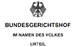 """BGH-Urteil zum """"Vorführeffekt"""""""