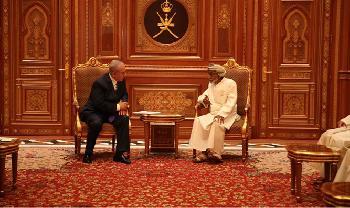 Netanyahu überraschend in Oman eingetroffen