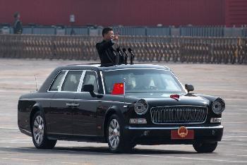 Handeln Sie nicht mit einem China, das lügt, betrügt und stiehlt
